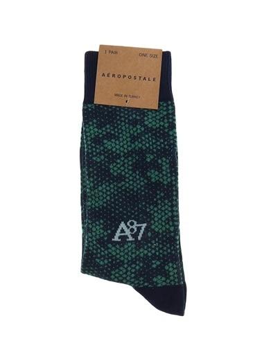 Aeropostale Çorap Yeşil